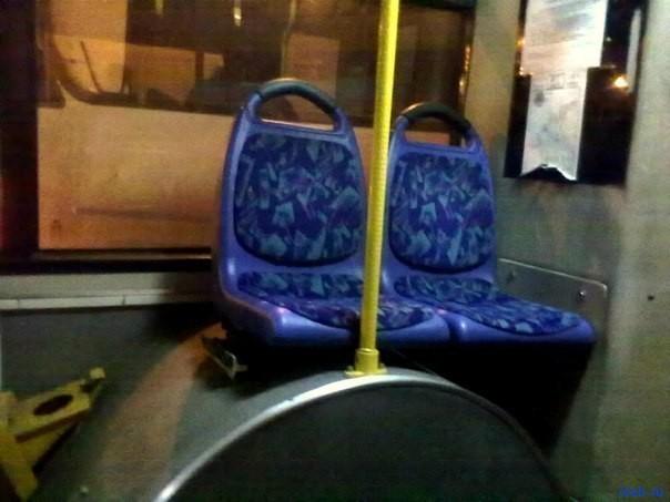 Российские автобусы настолько суровы